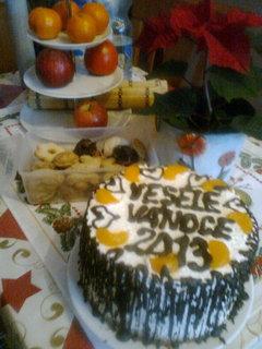 FOTKA - dort na Vánoce 2013