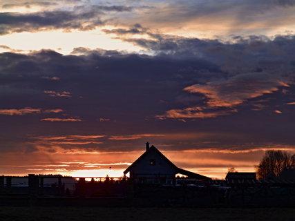 FOTKA - Jak dnes ráno vstávalo Sluníčko 2