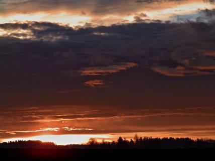 FOTKA - Jak dnes ráno vstávalo Sluníčko 5