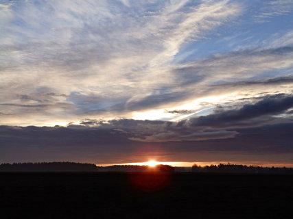FOTKA - Jak dnes ráno vstávalo Sluníčko 6