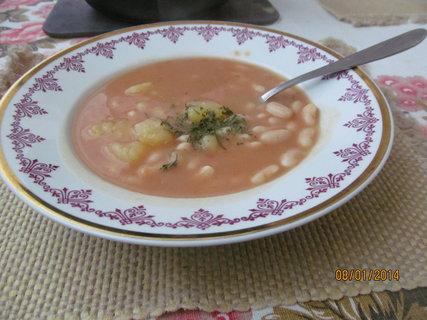 FOTKA - Fazolová polévka