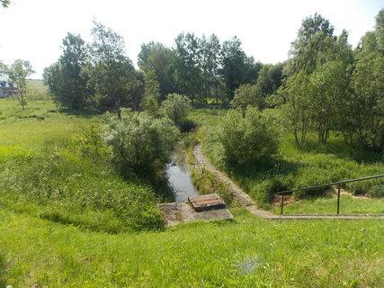 FOTKA - Přítok do rybníka
