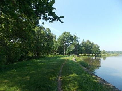 FOTKA - Z břehu rybníka+...,