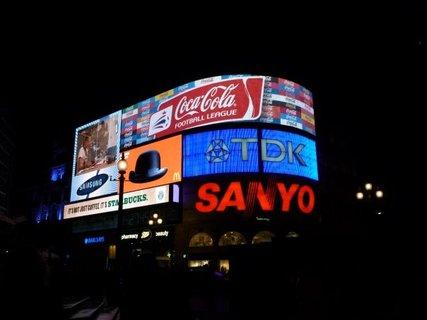 FOTKA - Londýn, od kamarádky z výletu...