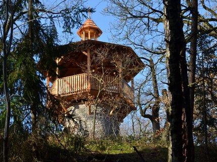 FOTKA - Vyhlídková věž na Chlumu u Slatiňan