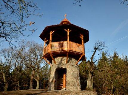 FOTKA - Vyhlídková věž z které není nikam vidět :-)