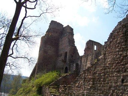 FOTKA - hrad Pecka