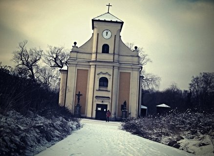FOTKA - kostel v Karviná-Doly - národní kulturní památka