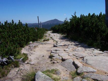 FOTKA - kamenitá cesta