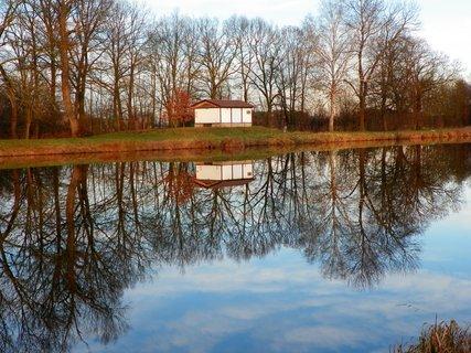 FOTKA - Lednové zrcadlení