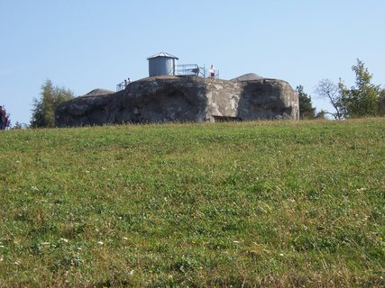 FOTKA - pevnost na Dobrošově