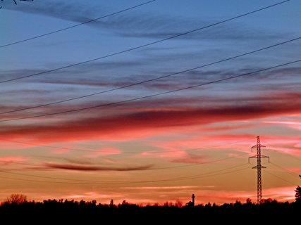 FOTKA - Západ slunce