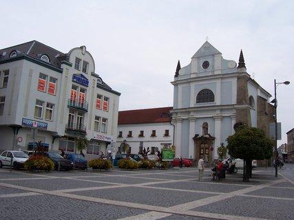 FOTKA - Židovská synagoga Turnov