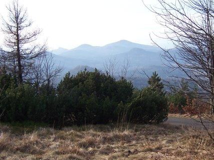 FOTKA - výhled z Jedlové hory