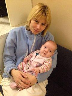 FOTKA - dcera s mimi kanarádky, kdy už budeš mít svoje dcero, dočkám se?