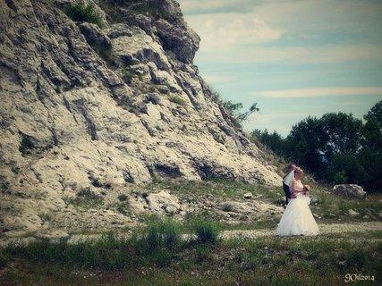 FOTKA - svatba v přírodě