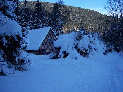 FOTKA - zimní pohádka cestou do Obřího dolu