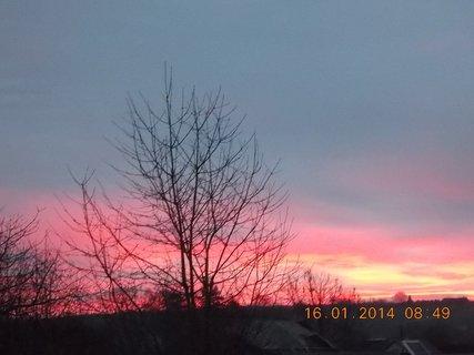 FOTKA - barevné kouzlo nebe