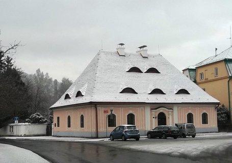FOTKA - Jeseník- hezká budova
