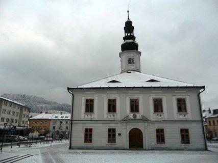 FOTKA - Jeseník - Radnice