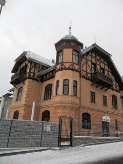 FOTKA - Jeseník - hezká budova.