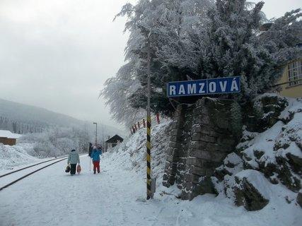 FOTKA - Jeseníky - Ramzová