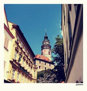 FOTKA - architektura - Český Krumlov