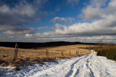 FOTKA - Cesta k Žebráckému rohu