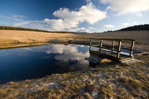 FOTKA - Horský rybníček....
