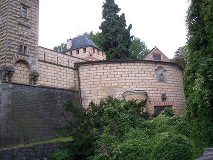 FOTKA - část zámku Frýdlant