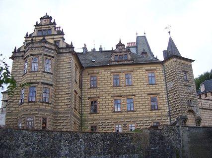 FOTKA - hrad a zámek Frýdlant v Čechách
