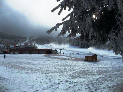 FOTKA - skiareál Ramzová. .
