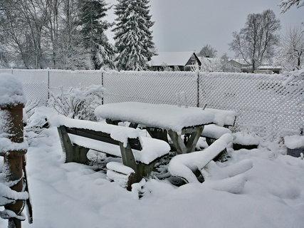 FOTKA - Pod sněhem