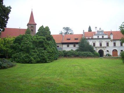 FOTKA - Průhonický zámek