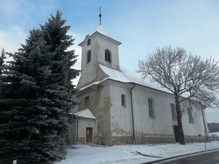 FOTKA - Ostružná- Jeseníky-kostelík