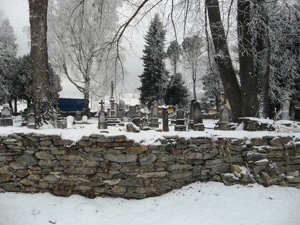 FOTKA - Ostružná - Jeseníky.. hřbitůvek