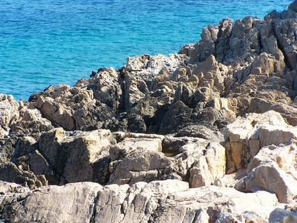 FOTKA - Kameny na pobřeží