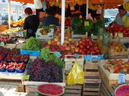 FOTKA - Ovocný a zeleninový trh