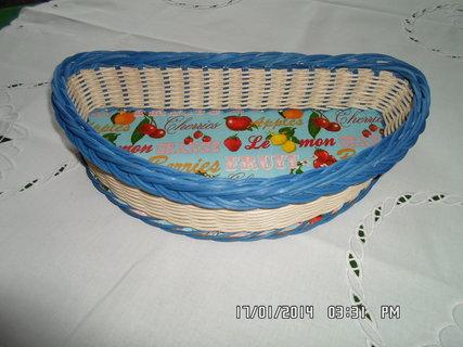 FOTKA - ovocný košík