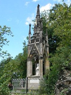 FOTKA - pomník knížete Karla Egona