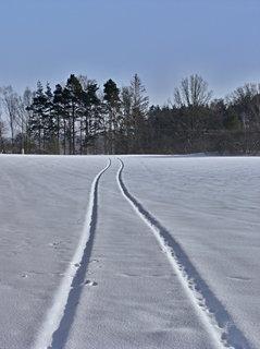 FOTKA - Sněhová kolej