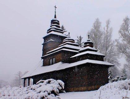 FOTKA - Kunčice pod Ondřejníkem - kostelík