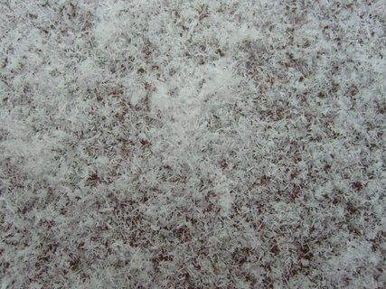 FOTKA - sněhová peřinka