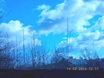 FOTKA - mraky a mrak jsou denně