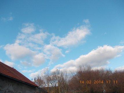 FOTKA - zajímavé mraky
