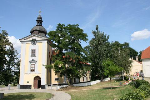 FOTKA - Zámek Ctěnice + park