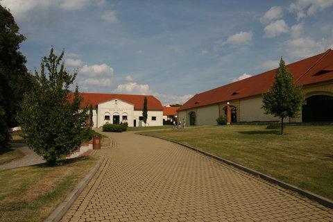 FOTKA - Zámecký areál Ctěnice,  u Vinoře