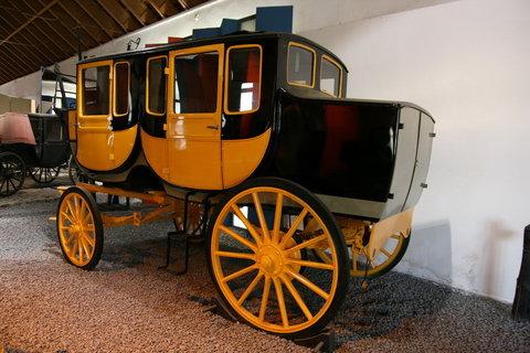 FOTKA - Z expozice historických kočárů