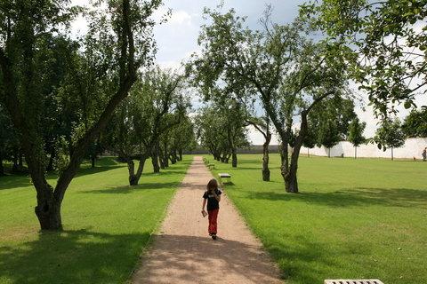 FOTKA - Park u zámku Ctěnice