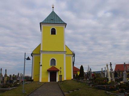 FOTKA - Nová Lhota, u hřbitova
